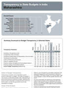 Transparency-in-State-Budgets-in-India---Maharashtra