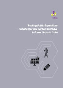 thumb__0000_Tracking Public Expenditure Priorities for Low Carbon Strategies for Power Sector in India-Policy and Budget